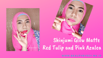 Ingredients Shinjumi Glow Matte