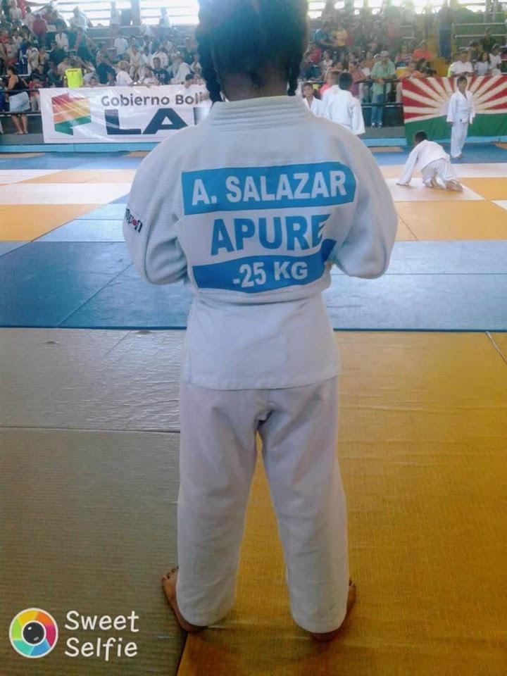 APURE: Muchachos apureños lograron subcampeonato en nacional de Judo de Lara con apoyo de empresa privada.