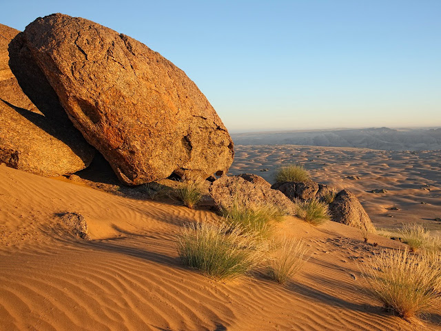 Sabbia del Deserto della Namibia