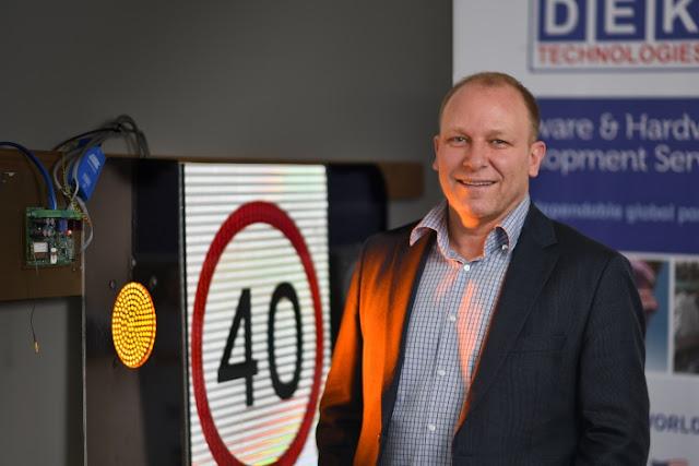 Drini Mulla, ingegnere albanese a capo di un'azienda australiana di successo operante in Italia