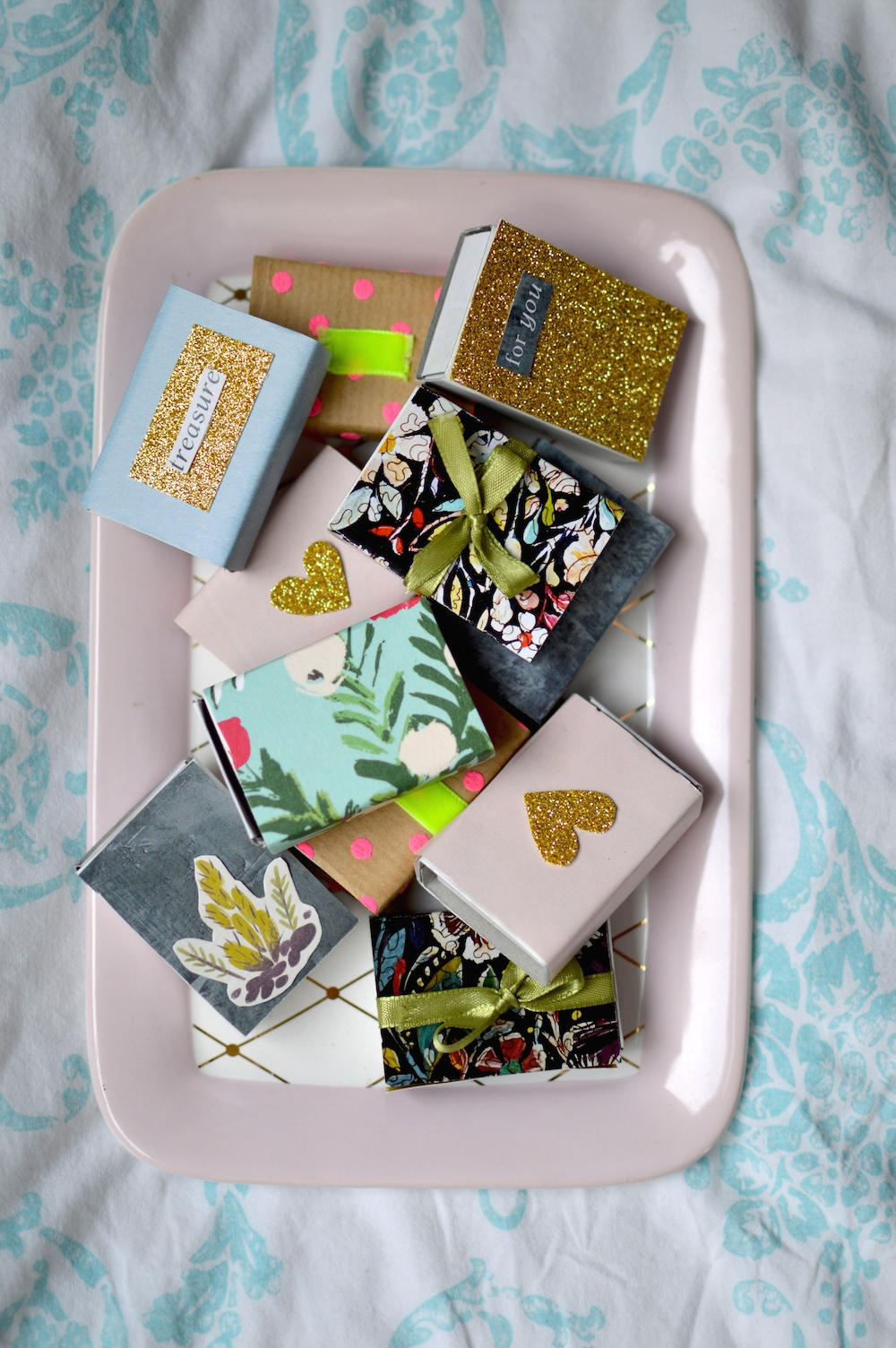 valentine s day diy mini gift boxes sprunting a uk lifestyle blog