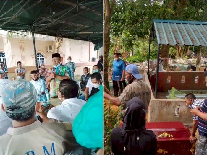 GEGER! Jenazah Muslim Tertukar dengan Jenazah Tionghoa di Batam, Jasad Sudah Terlanjur Dikremasi
