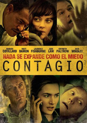 Poster Contagion 2011