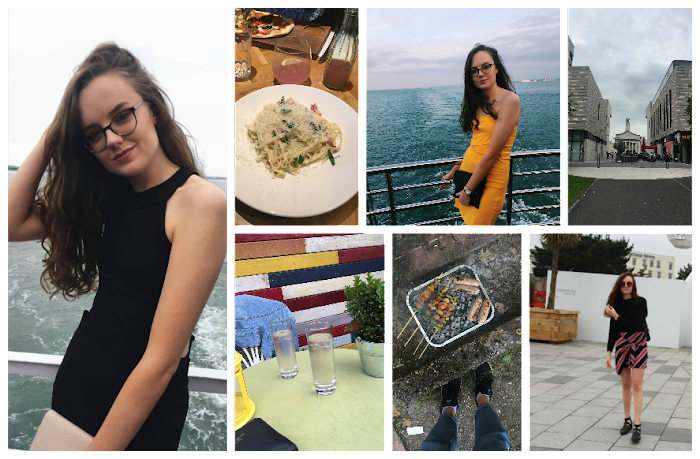 A lifestyle roundup of my week at university featuring all I've bought, watched, eaten, seen and been up to. Featuring a trip to Bournemouth, two boats balls and a BBQ