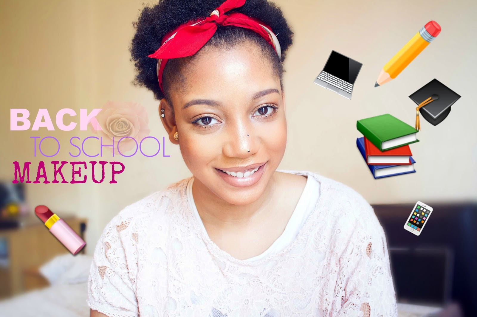 Natural back to school makeup glamorousregina hey beauties i created a back to school makeup tutorial on my channel its very simple and natural baditri Gallery