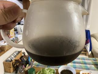 ウォーターサーバーで作ったコーヒー