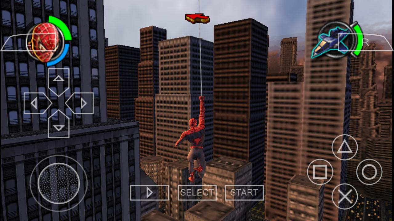 spider man 2 psp download cso