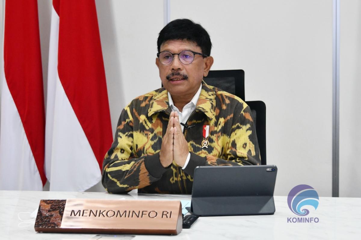 Menkominfo Harap Pedoman Implementasi Pasal Tertentu Dukung Upaya Penegakan UU ITE