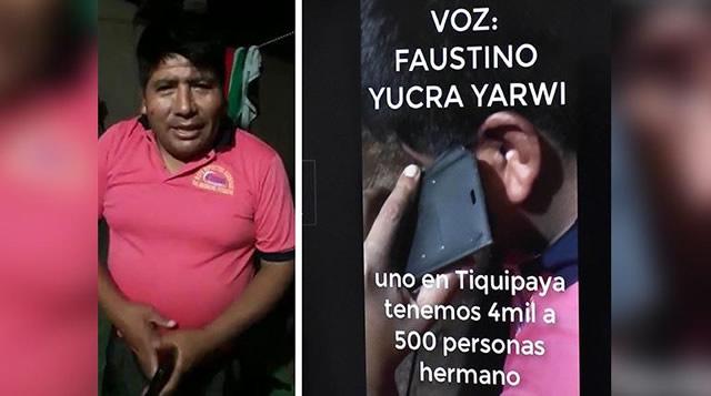 Policía certifica autenticidad del audio que involucra a Morales en la coordinación del cerco a las ciudades