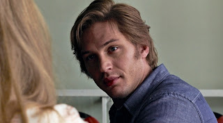 Tom Hardy as Ricki Tarr in Tinker Tailor Soldier Spy