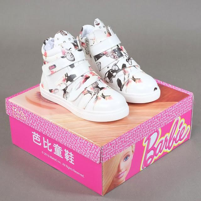3 mẫu giày thể thao trẻ em thời trang ĐÁNG CHÚ Ý