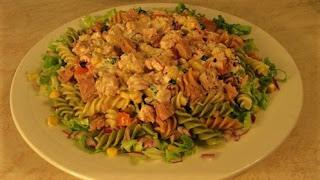 Perfect homemade tuna salad