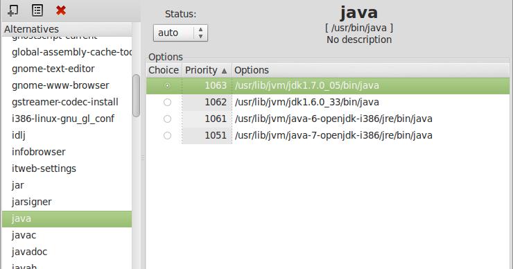Ridzwan's Blog: Oracle Java on Linux Mint 13 (32 & 64 Bits)