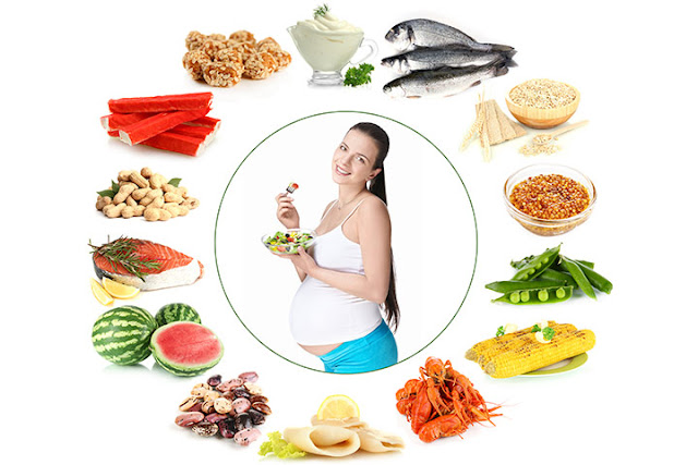 Some basic tips to have a healthy diet and remain healthy during pregnancy
