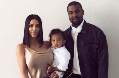 Kim and Kanye's son Saint West rushed to the hospital with Pneumonia'
