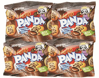Meiji Creamy Chocolate Cookies: Tasty Treat Snacking Biscuits - Hello Panda Snacks