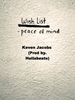 New Music: Keven Jacobs – Peace of Mind