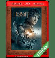 EL HOBBIT: UN VIAJE INESPERADO (2012) EXTENDED FULL 1080P HD MKV ESPAÑOL LATINO