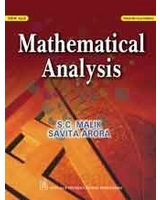 Mathematical Analysis by Savita Arora S. C. Malik : Book Review