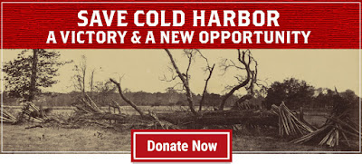 Cold Harbor: a Victory & a New Opportunity