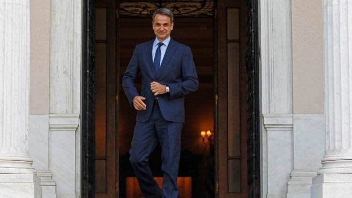 Επίσημο: Σύμβουλος Εθνικής Ασφάλειας του Πρωθυπουργού ο Αντιναύαρχος Αλέξανδρος Διακόπουλος - Νέος διοικητής της ΕΥΠ ο Παναγιώτης Κοντολέων
