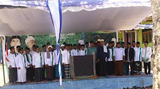 PCNU Lombok Tengah Kagumi Pengurus Ranting NU Pandan Indah