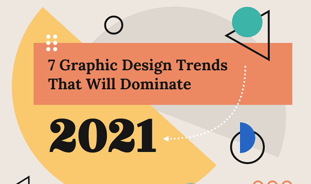 Which graphics design trends are expected in 2021?