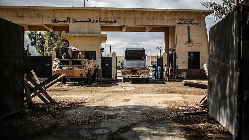 الجهوية 24 - مصر تفتح معبر رفح الحدودي مع غزة 4 أيام اعتبارا من السبت