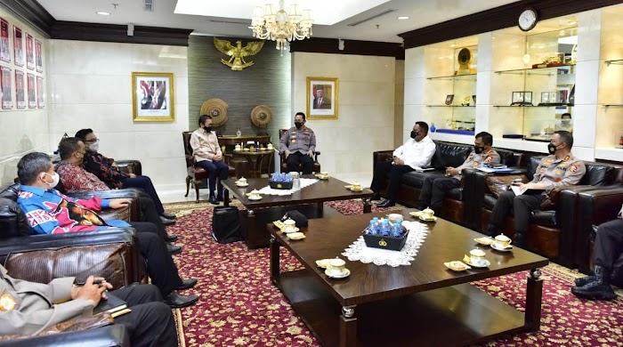 Kapolri Minta PT Freeport, Aktif Berpartisipasi Membangun Papua