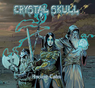 "Ο δίσκος των Crystal Skull ""Ancient Tales"""