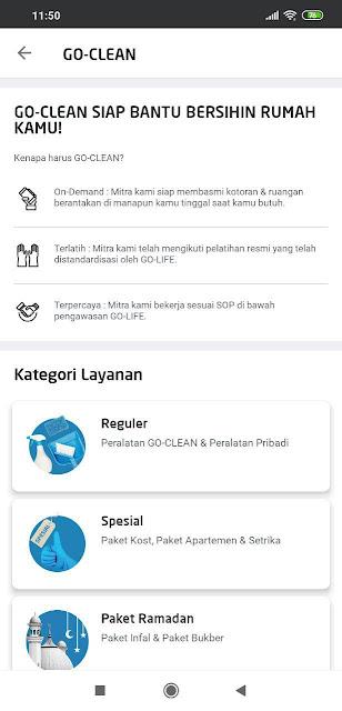 Pengalaman Memakai Jasa Go Clean Untuk Bersih Bersih Rumah