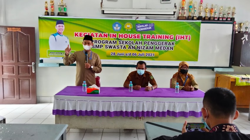 SMP Swasta An-NIZAM  Lulus Angkatan 1 Sekolah Penggerak  SeIndonesia