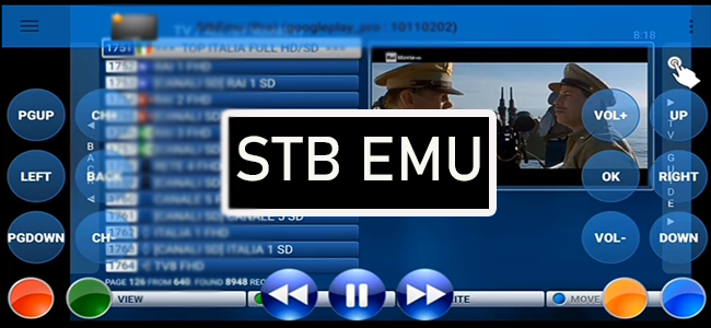 STB EMU CODE & MOBILE APP DOWNLOAD LINK 365 DAYS 2-23-2021