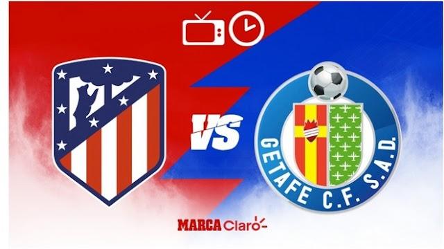 Atlético Madrid vs. Getafe: LaLiga 2020-2021