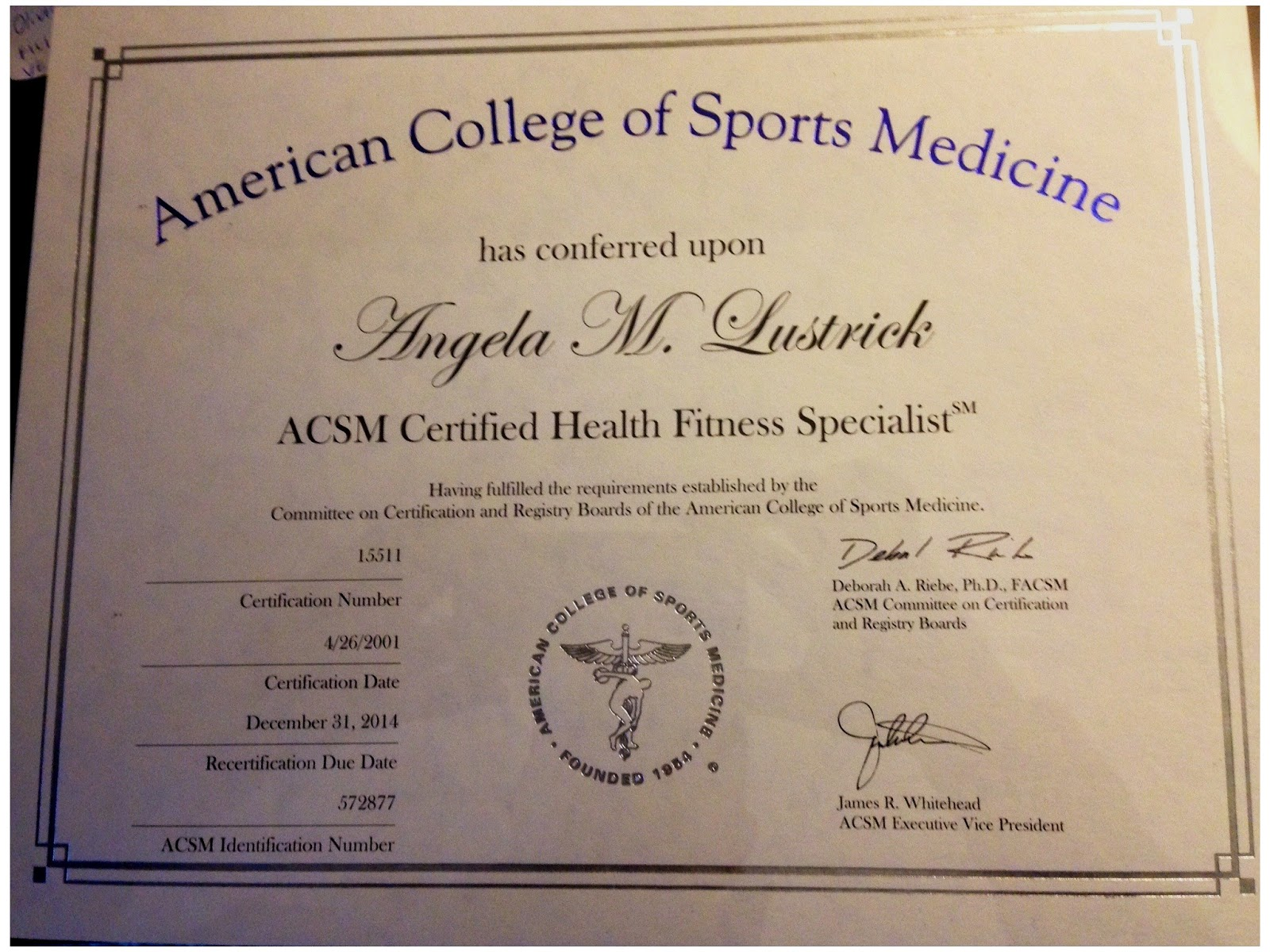 Examples of best certificate best acsm certification best acsm certification 1betcityfo Gallery