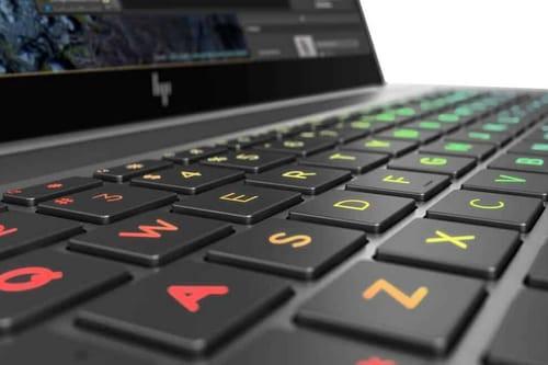 HP announces new ZBook series