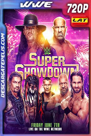 WWE SUPER SHOWDOWN (2019) HD 720p Latino