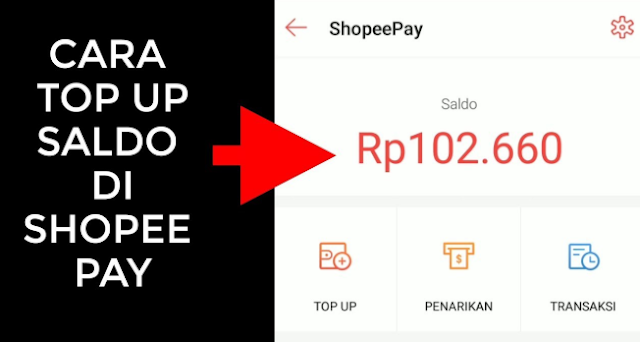 Cara Mengisi Saldo Shopeepay di Indomaret Terbaru