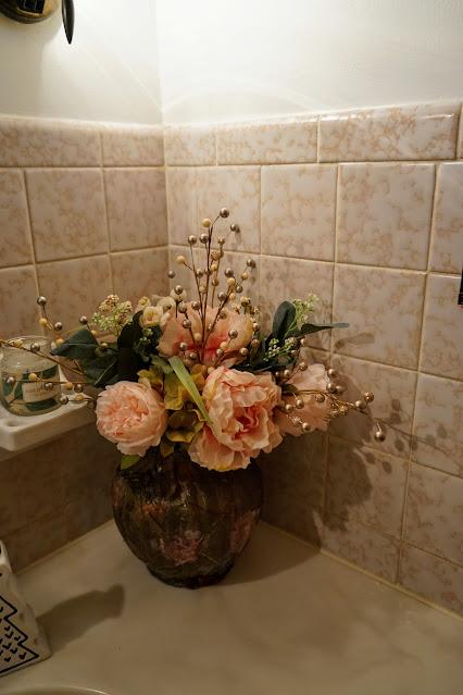 How to make a flower arrangement for a vase