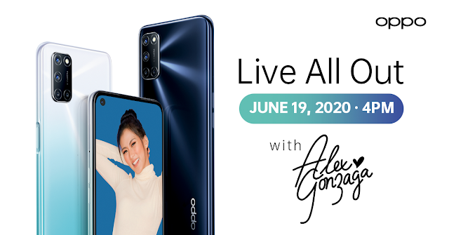 The Latest OPPO A92 Now Set  for the #LiveAllOut PH Launch on June 19