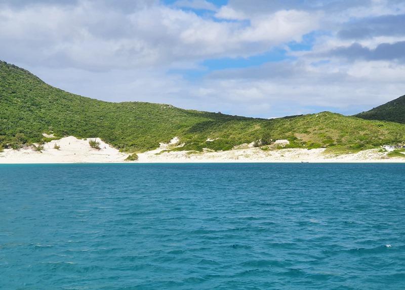 Praia da Ilha do Farol
