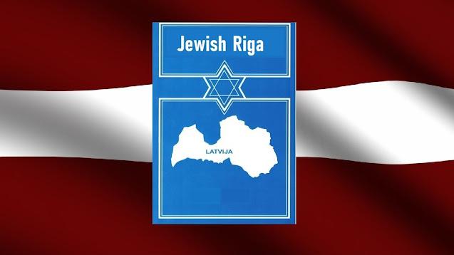 Jewish landmarks in Riga