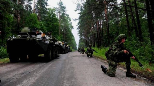 «Παιχνίδια πολέμου» μεταξύ Σερβίας και Κοσόβου