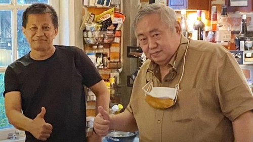 Didukung Rocky Gerung, Lieus Bertekad Lanjutkan 'Superiman' Meski Suratnya Belum Dijawab Wapres