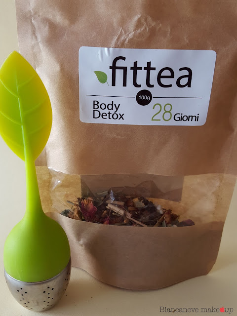 Fittea Body Detox Tea 28 Giorni