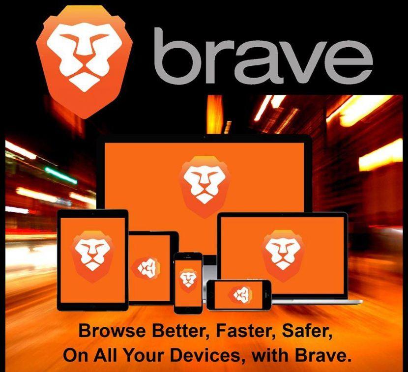 تحميل متصفح brave browser من موقعه الرسمي