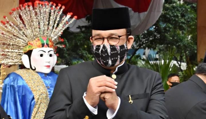 Gembok Jakarta, Anies Didukung Habib yang Tinggal di Arab Saudi