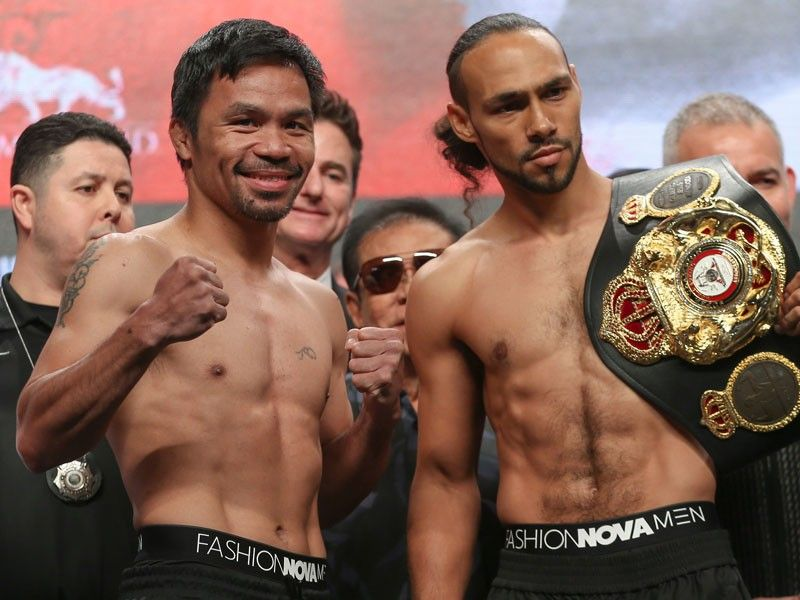 Pacquiao vs. Thurman Primer