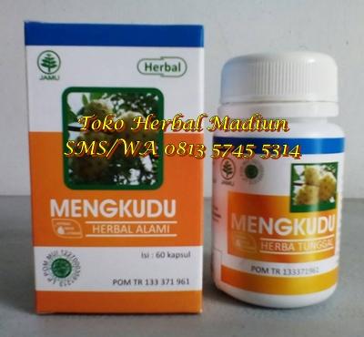 Jual Kapsul Mengkudu Herbal Indo Utama di Madiun