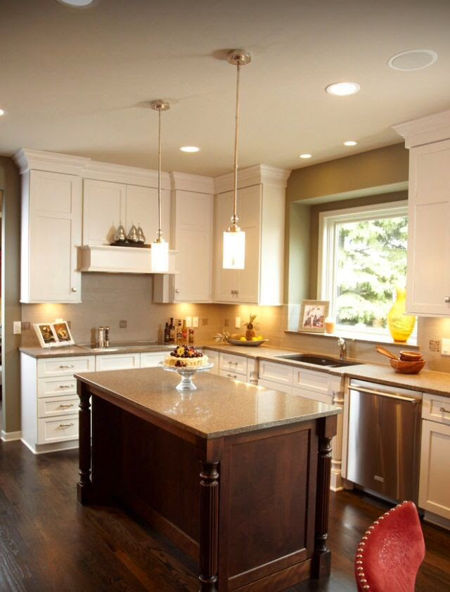Small Kitchen Ideas 2016